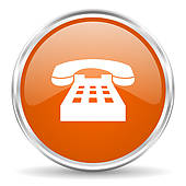 phone icon stock photo k17690085